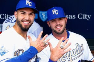 Royals players
