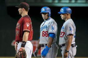 Dbacks Dodgers
